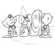 charlie brown halloween s for kidsc4d7 coloring pages
