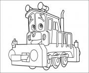 Print free kids chuggington sce20 coloring pages