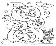 halloween colouring pages for kids to colour0d56