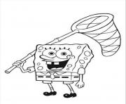 coloring pages for kids spongebob cartoon684e