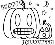 Print happy halloween s for kids650a coloring pages
