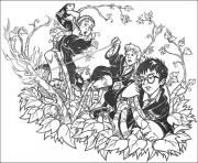 Harry Potter Coloring Sheets for Kids1