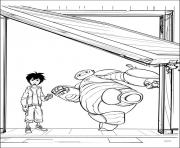 Printable big hero 6 20 coloring pages