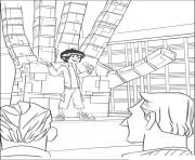 Printable big hero 6 06 coloring pages