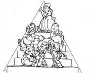 Print alvin and the chipmunks coloring pages