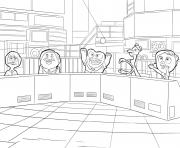 boice in riley dad head inside out coloring pages