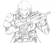 Print Lego Halo Coloring Pages coloring pages