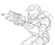 halo color pages. Printable Halo Coloring Pages coloring pages 5