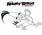 angry birds movie 3 coloring pages