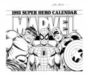 superhero captain america 81 coloring pages