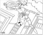 Printable superhero captain america 198 coloring pages