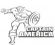 Printable superhero captain america 33 coloring pages