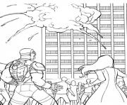 Printable captain america civil war 15 coloring pages