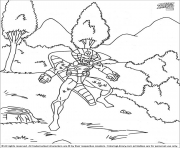 Printable superhero captain america 233 coloring pages