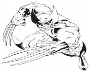 mad wolverine printable s x men82f1 coloring pages