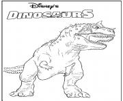 Print dinosaur 317 coloring pages