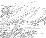 Print dinosaur 133 coloring pages