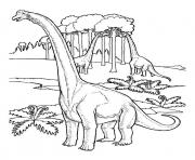 Print dinosaur 17 coloring pages