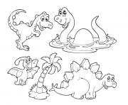 Print dinosaur 336 coloring pages