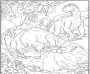 Printable dinosaur 65 coloring pages