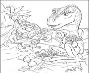 Print dinosaur 99 coloring pages
