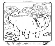 Printable dinosaur 33 coloring pages