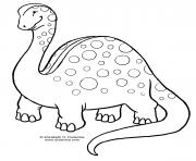 Printable dinosaur 9 coloring pages