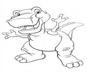 Printable dinosaur 50 coloring pages