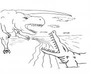 Print dinosaur 198 coloring pages