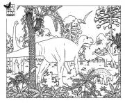 Print dinosaur 233 coloring pages