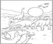 Printable dinosaur 58 coloring pages