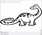 Print dinosaur 119 coloring pages