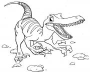 Print dinosaur 12 coloring pages