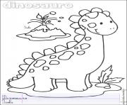 Print dinosaur 127 coloring pages