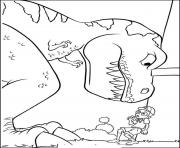 Print dinosaur 290 coloring pages