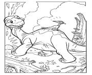 dinosaur 3 coloring pages