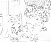 Printable shopkins season 2 episode 1 coloring pages