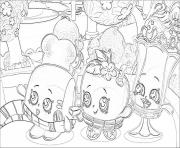 Printable shopkins season 2 episode 3 coloring pages