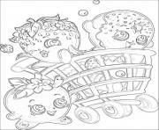 Printable chopkins hero group coloring pages