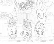 Printable shopkins season 2 episode 2 coloring pages