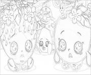 Printable shopkins season 2 3 4 5 coloring pages