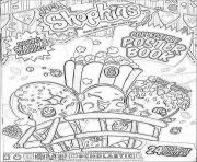 Printable shopkins season 3 book coloring pages