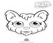 Printable pet parade cute dog yorkshire 2 coloring pages
