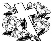 Print good friday 28 coloring pages