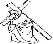 Print good friday jesus 17 coloring pages