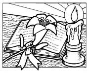 Print good friday 7 coloring pages