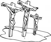 Print good friday 19 coloring pages