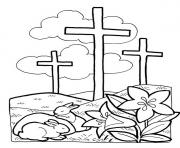 Print good friday 32 coloring pages