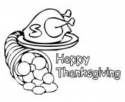 Printable special for thanksgiving s children0034 coloring pages