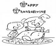 Printable kids s printable thanksgiving103b coloring pages